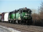 BNSF 2874 East